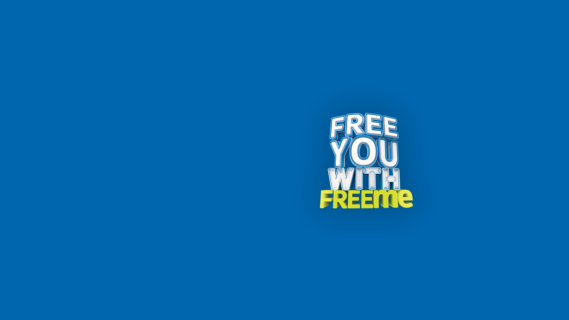 FreeMe is about choices. All the data, all the options.