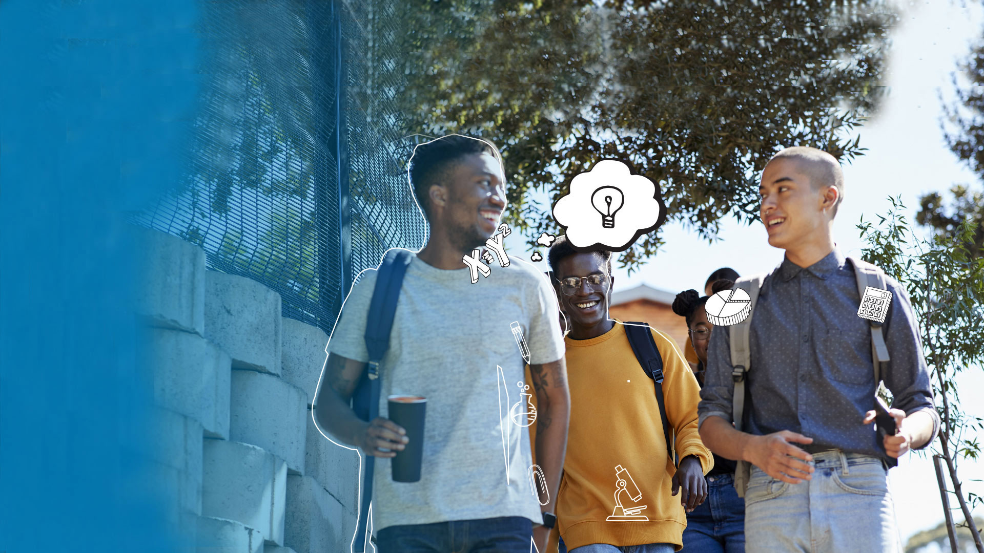 Learning isn't a place or a pace with <br />Telkom & Lightbulb Education