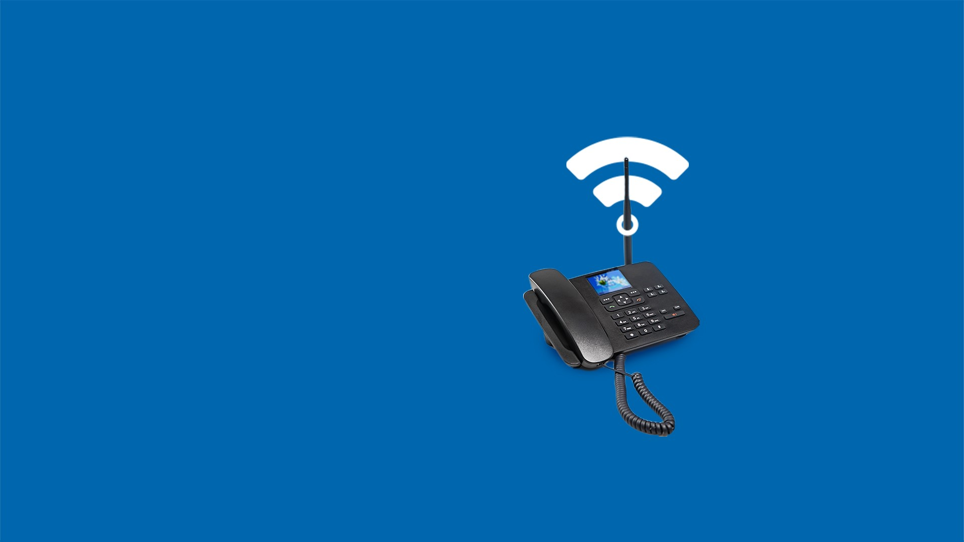 Give your landline a wireless boost with a free upgrade